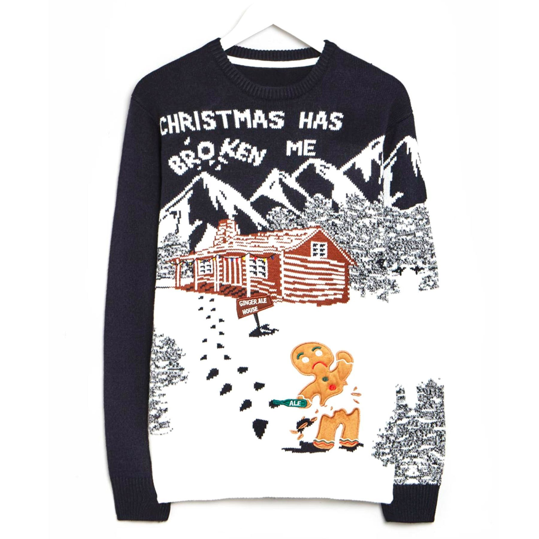 17 best Christmas jumpers for men Mens christmas jumper