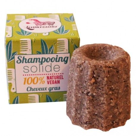 Zero gaspillage zéro déchet, shampoing solide natural, vegan solid shampoo - Made in France ;)