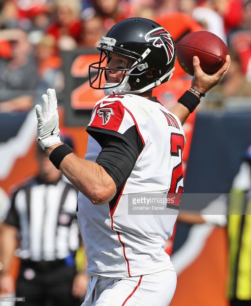 Matt Ryan Of The Atlanta Falcons Passes Against The Chicago Bears Picture Id845707966 840 1 024 Atlanta Falcons Atlanta Falcons Football Chicago Bears Pictures