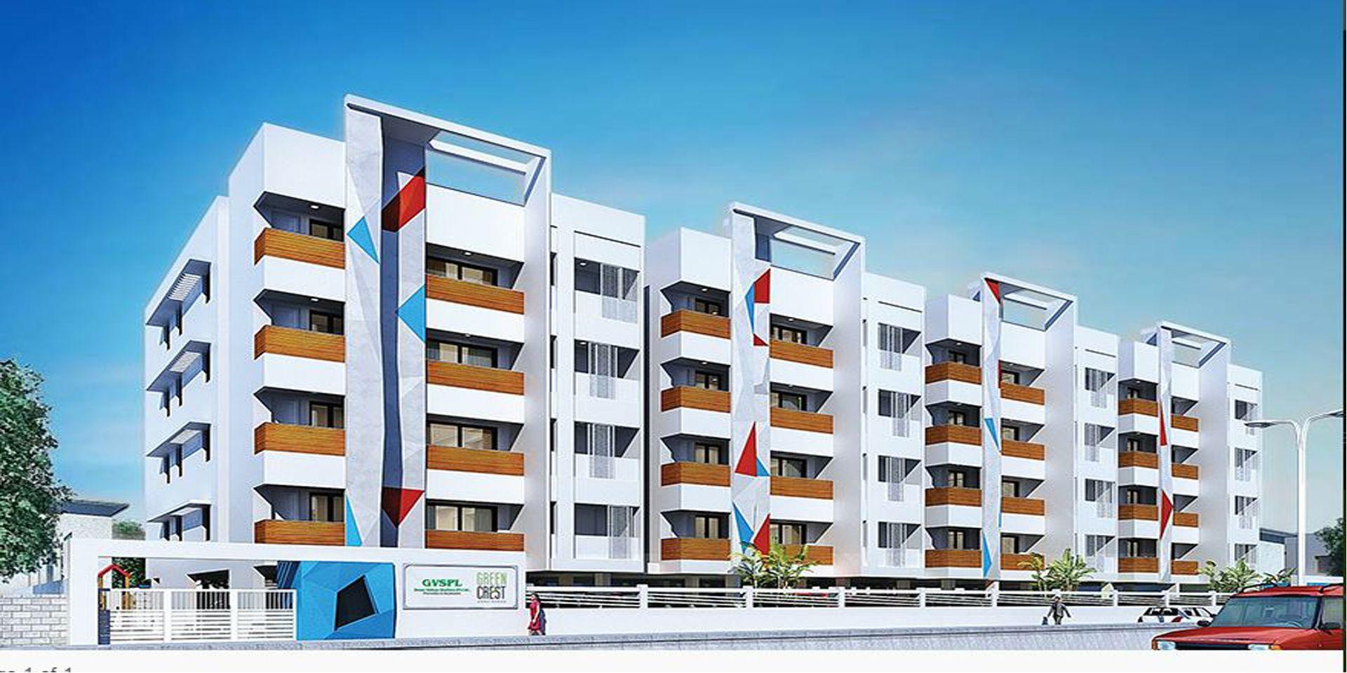 3 BHK Apartment in Anna Nagar Apartments for sale