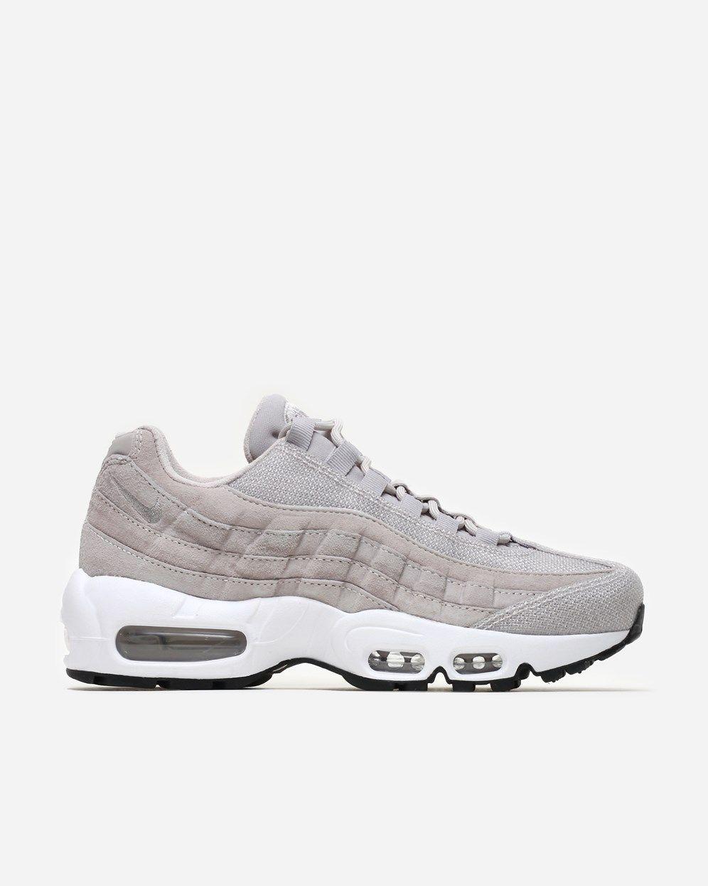 sale retailer 12c6b f849c Nike Sportswear Air Max 95 Premium 807443 200   Moon Particle   Footwear -  Naked