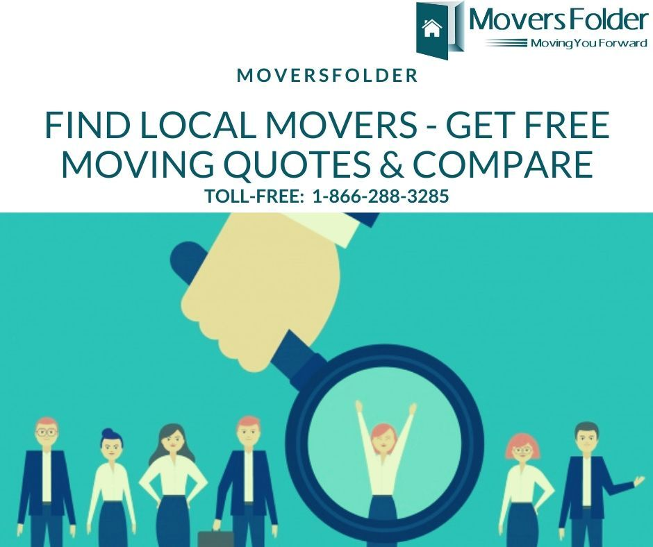 Find local movers