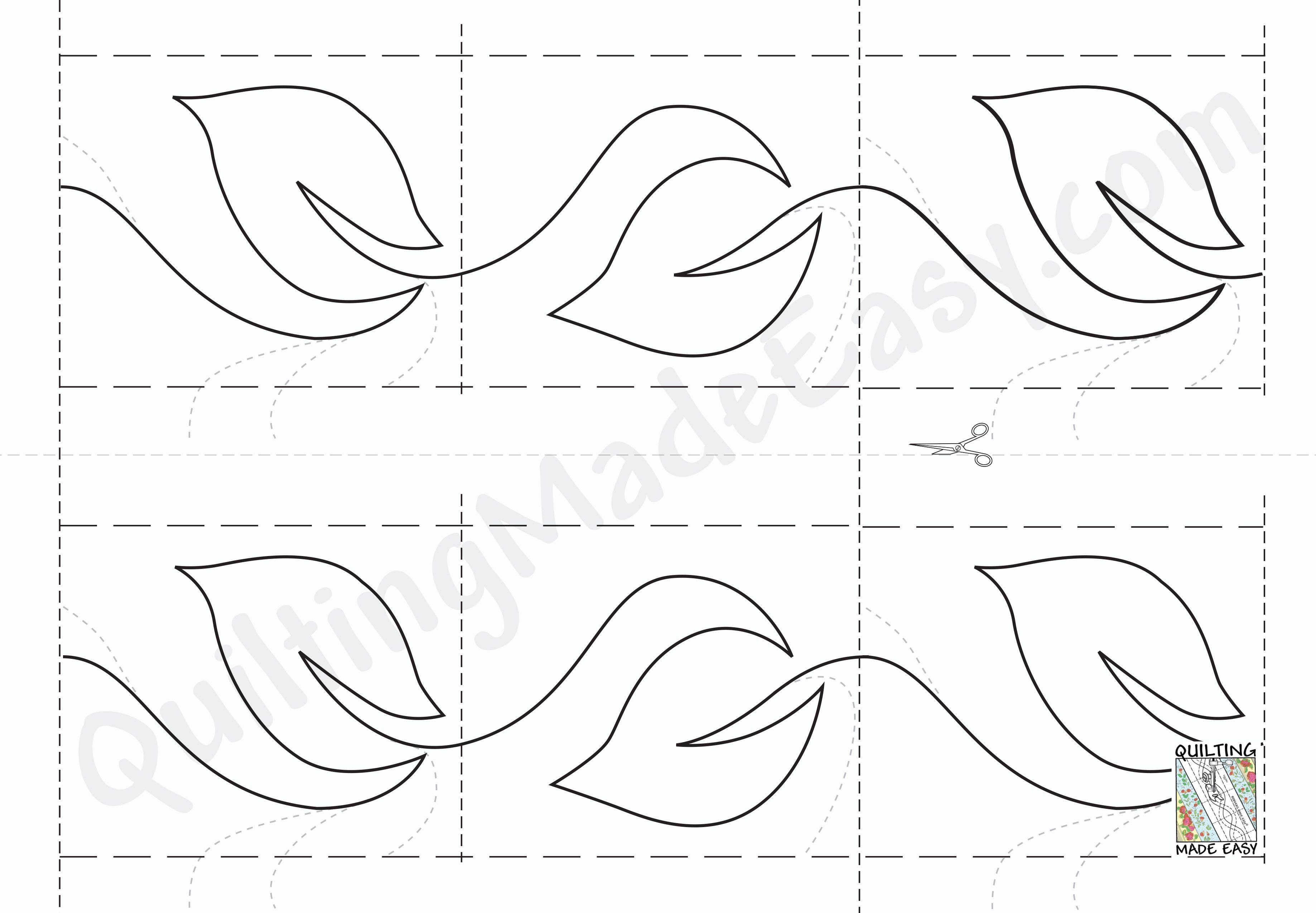 Continuous Line Quilting Patterns Free Downloads Best Decorating