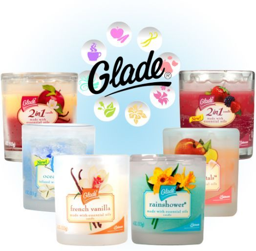 photo regarding Glade Coupons Printable known as Free of charge Glade Candles Giveaway Freebies! Glade discount coupons