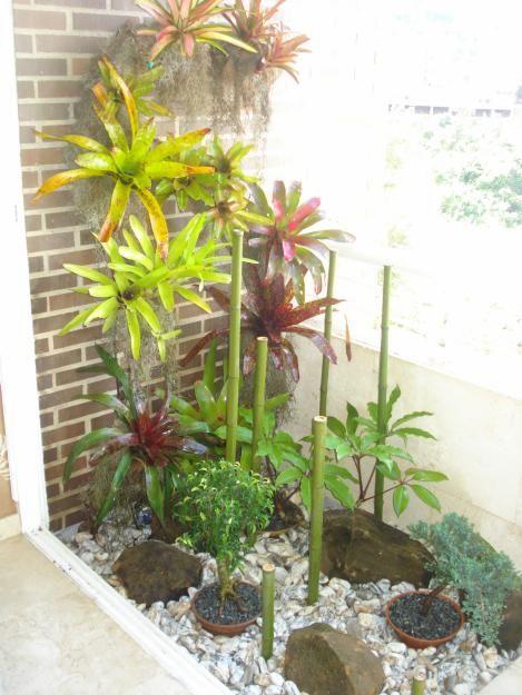 Jardin zen para apartamentos con poco espacio jardines - Espacio zen ...