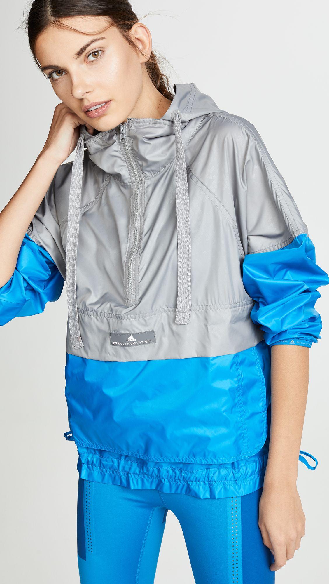adidas by Stella McCartney 防风上衣
