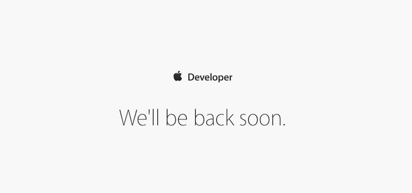 El sitio web para desarrolladores de Apple parece haber sido hackeado - https://www.actualidadiphone.com/sitio-web-desarrolladores-apple-parece-haber-hackeado/