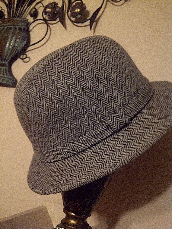2f4d21581c5 Vintage London Fog Hat Inspector Clouseau type by maggiecastillo ...