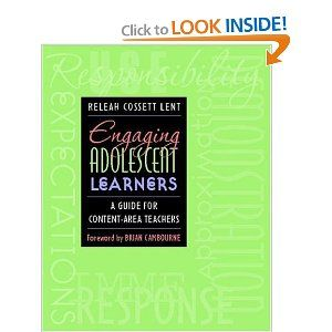Engaging Adolescent Learners: A Guide for Content-Area Teachers