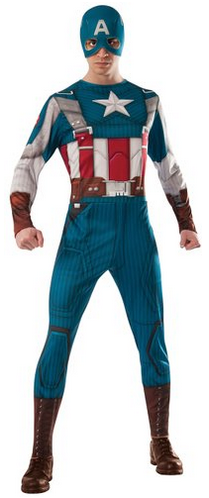 #CaptainAmerica #Retrosuit #Marvelcostume #fancydress #cosplay #superherocostume