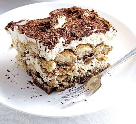 Best Ever Tiramisu Italian Recipes Dessert Bbc Good Food Recipes Tiramisu Recipe