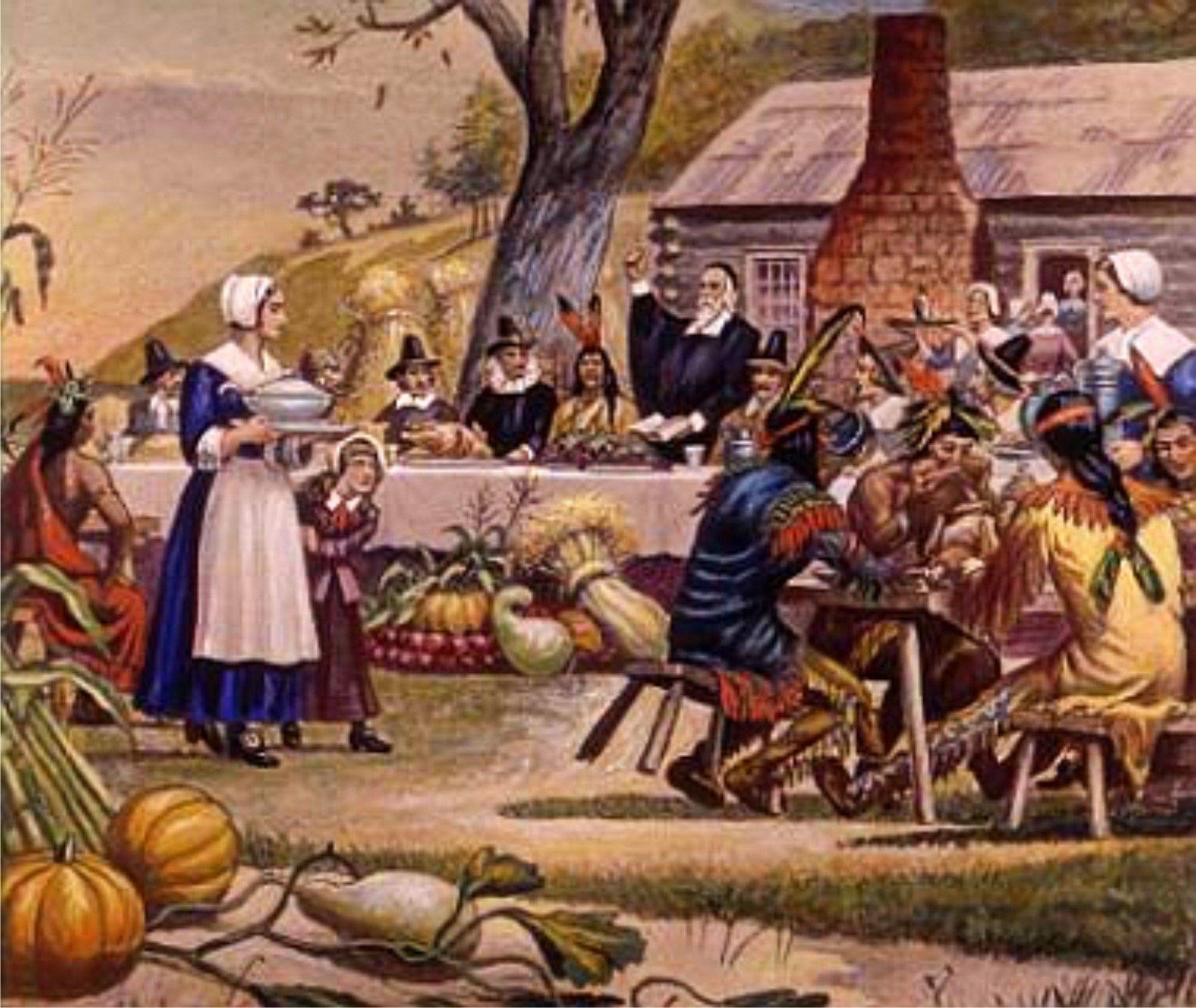 Image result for thanksgiving origin