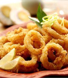 Cumi Goreng Tepung Dapur Cobek Com Makanan Dan Minuman Resep Seafood Resep Masakan Malaysia