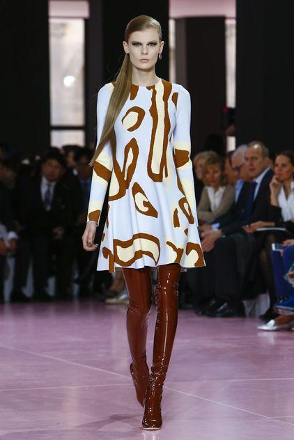 119a4ff4e73 Dior Ready To Wear Fall Winter 2015 Paris
