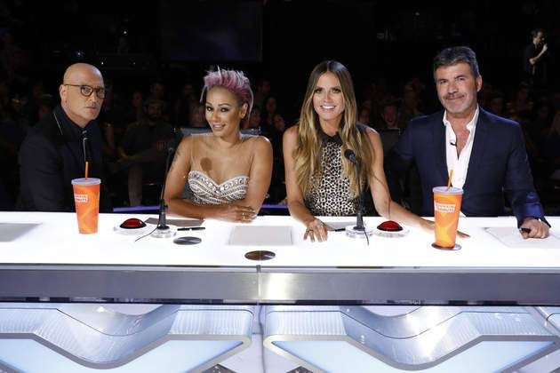 Take A Look At Americas Got Talent Behind-The-Scenes