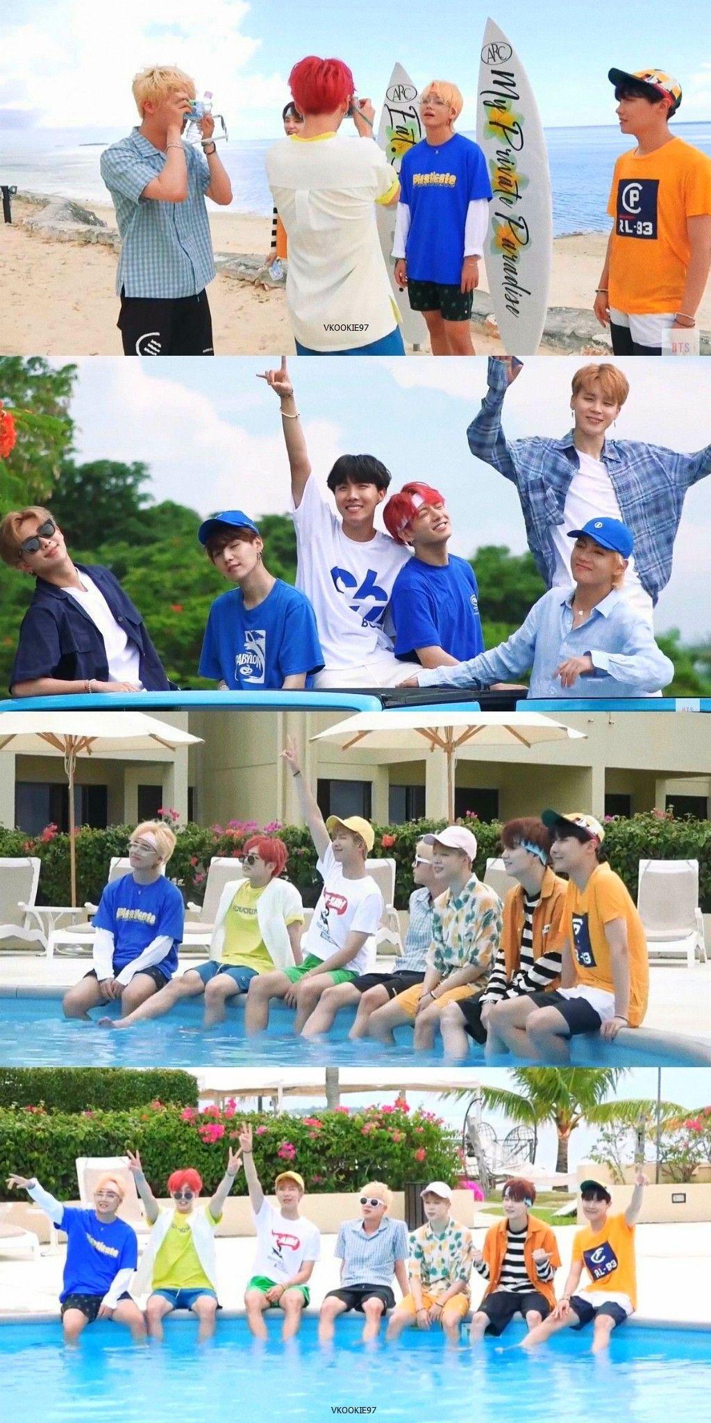 BTS Summer Package In Saipan 2018
