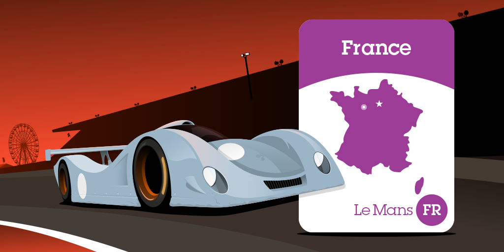 24 Heures Du Mans (24 Hours Of Le Mans) Is The Worldu0027s Oldest Active Sports  Car Endurance Race. It Has Been Held Annually In The Town Of Le Mans, ...