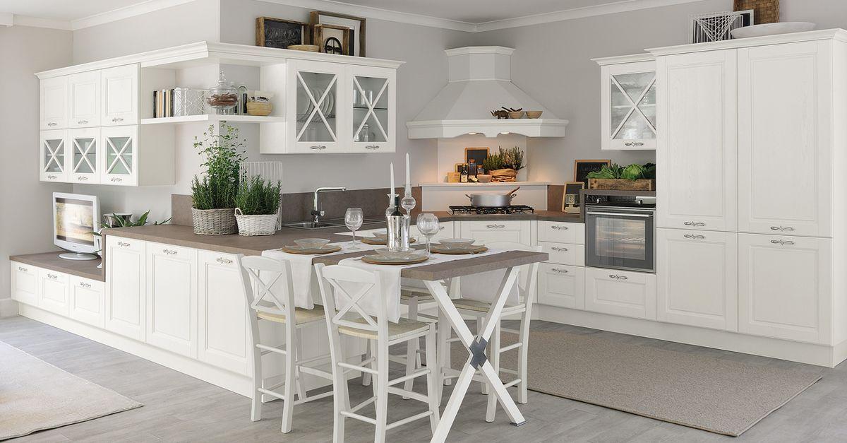 AGNESE - Cucina Lube Classica