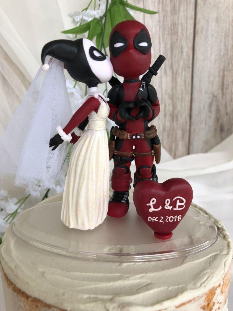 Custom Handcrafted Wedding Cake Topper In 2020 Wedding Cake