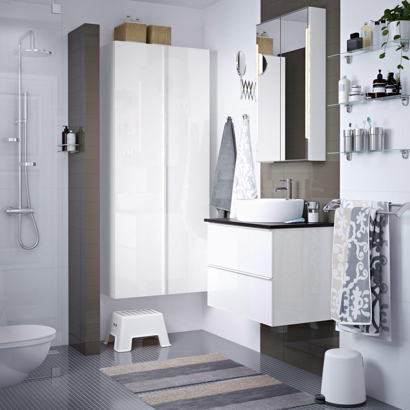 Endlich Ein Gut Organisiertes Badezimmer