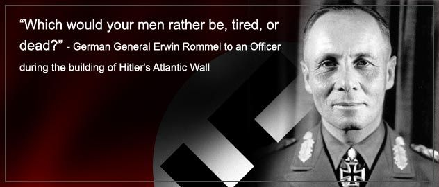 Erwin Rommel,quotes - Google Search | rommel and guderian