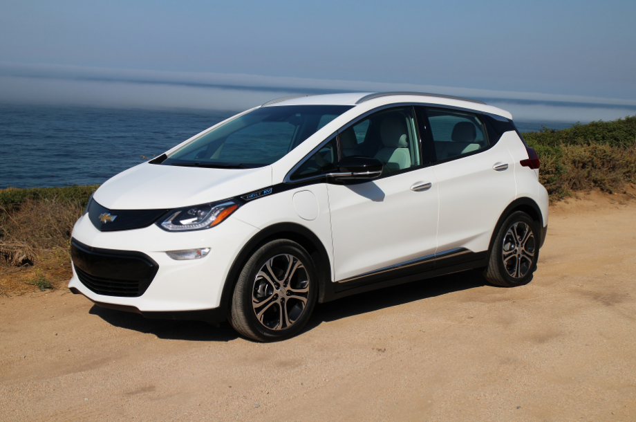 2017 Chevrolet Bolt Owners Manual The 2017 Chevrolet Bolt Ev Is The