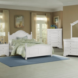 Beach and Coastal Bedroom Furniture - Beachfront Decor | Nightstands ...