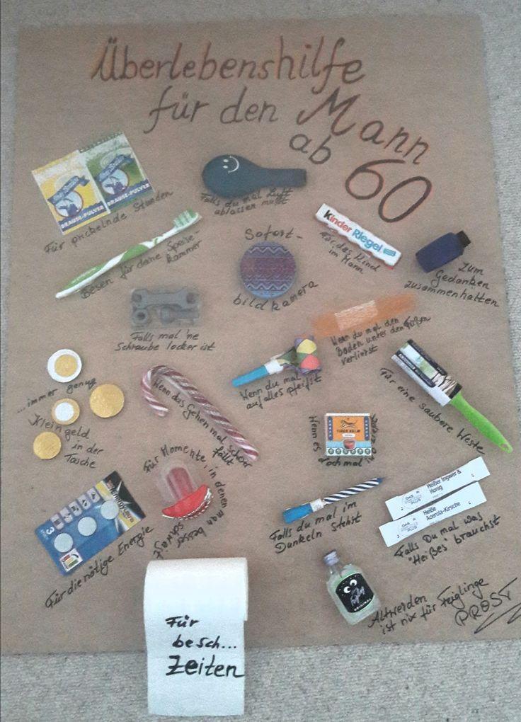 Geburtstagmicha Geschenke Zum 30 Geschenk Zum 60 Geburtstag