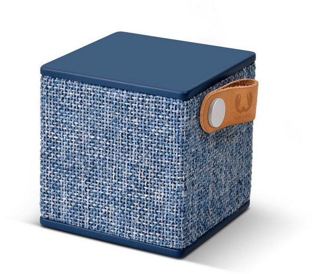 Fresh´n Rebel Bluetooth-Lautsprecher »Rockbox Cube Fabriq Edition, Indigo, 1RB1000IN« online kaufen | OTTO