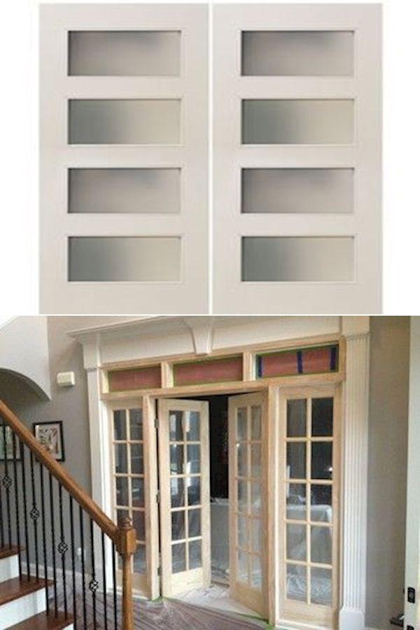 Internal French Doors White Cellar Door 28 Inch Interior French Door Hardwood Interior Doo In 2020 Internal French Doors White Internal French Doors French Doors