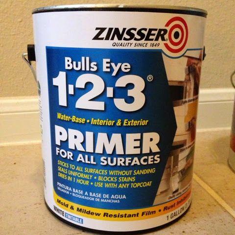 Zinsser Bulls Eye 1 2 3 For Priming Kitchen Cabinets Kitchen Cabinets Kitchen Remodel Cost Painting Kitchen Cabinets