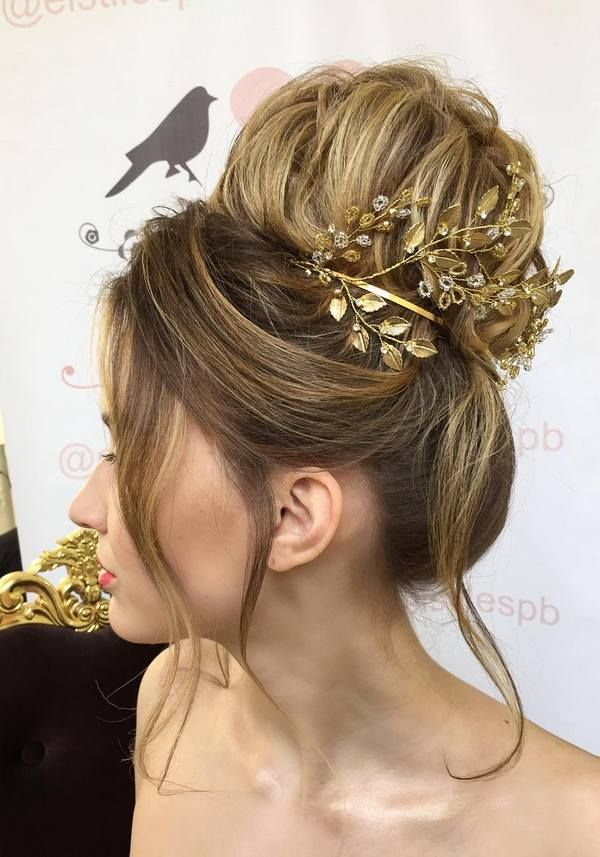 Strictly wedding hairstyles