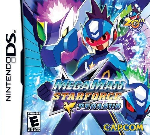 Mega man starforce pegasus