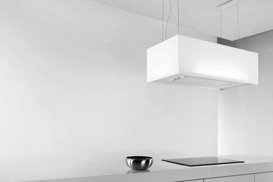 la hotte centrale zen la meilleure hotte ilot central. Black Bedroom Furniture Sets. Home Design Ideas