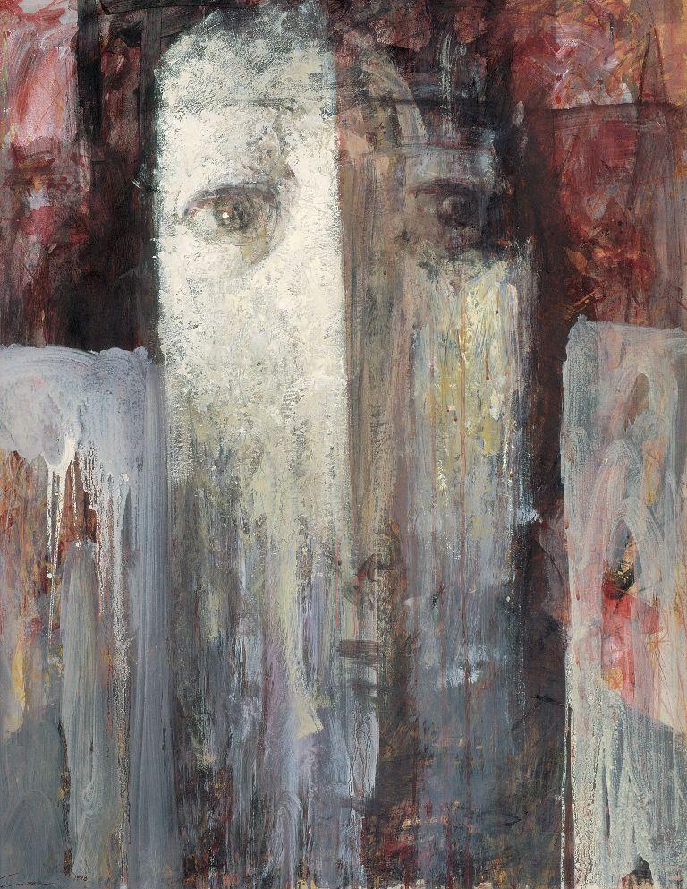 Sacral-Icon paintings by Ventzislav Piriankov