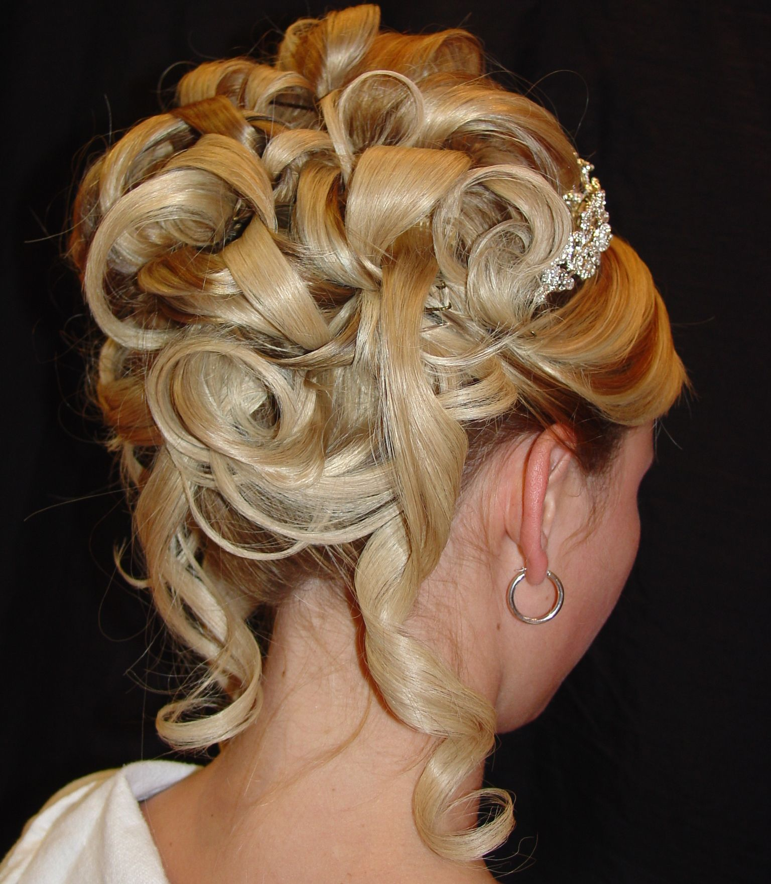 saloon hair styles pictures of wedding updo hairstyles hair styles stylist 4269