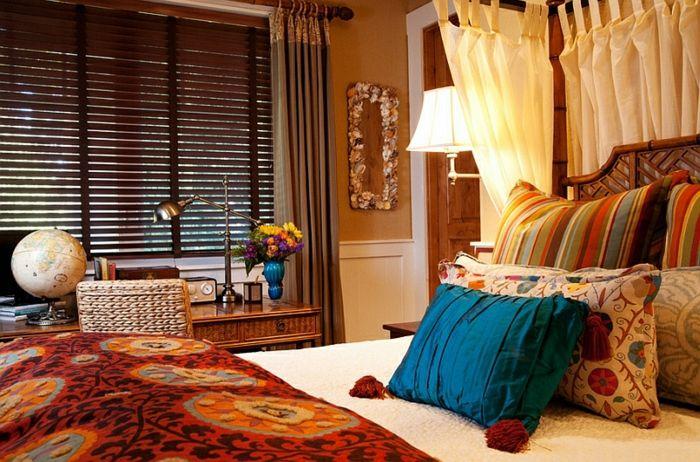 Schlafzimmer Design marokko überlagerung Schlafzimmer Ideen