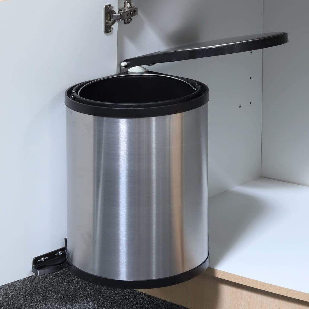 HI Dustbin for 12 liters door