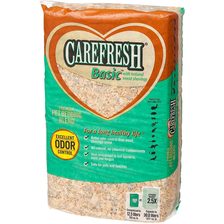 Carefresh Basic Blend Pet Bedding, 60 liters Small pets