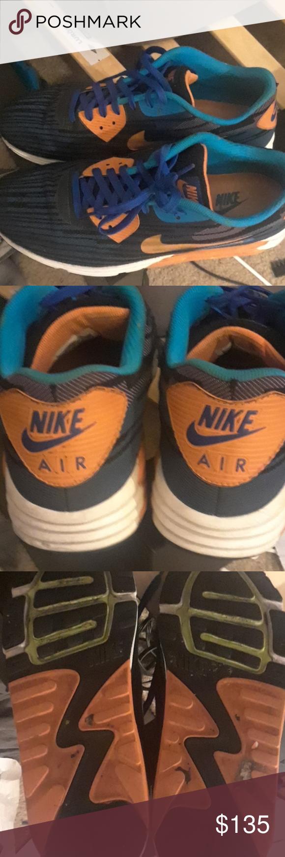 low priced 1bc9f 91b79 12 Nike Men s Air Max Lunar 90 Jacquard Size 12 Nike Men s Air Max Lunar 90