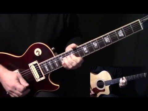 how to play rhapsody in blue on guitar