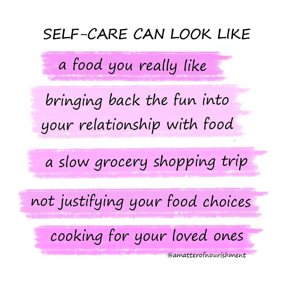 What Does Self Care Mean To You