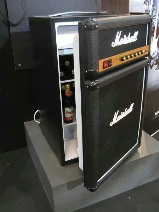 Cool Custom Mini Fridge
