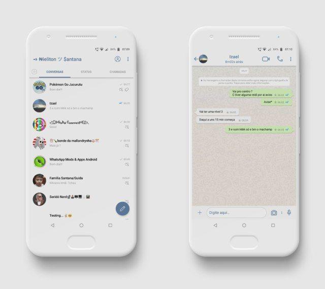 TEMA YOWHATSAPP IOS 2019 en 2020 Whatsapp temas, Como