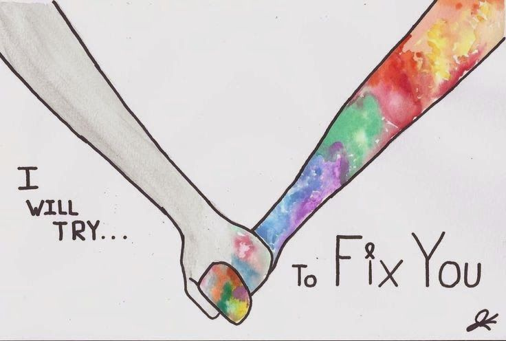 I Will Try To Fix You With Images Coldplay Songs Coldplay