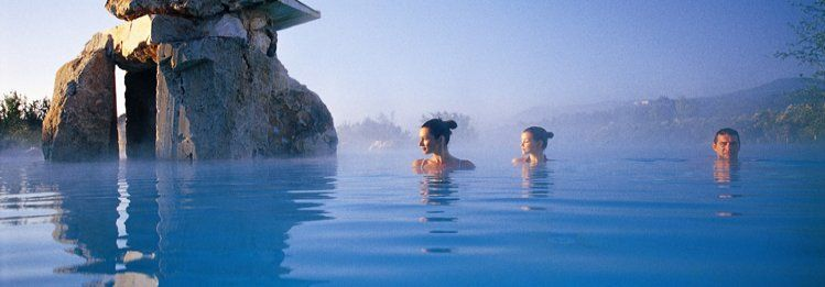 Enjoy One Of The Several Hot Springs In The Area Of Montepulciano