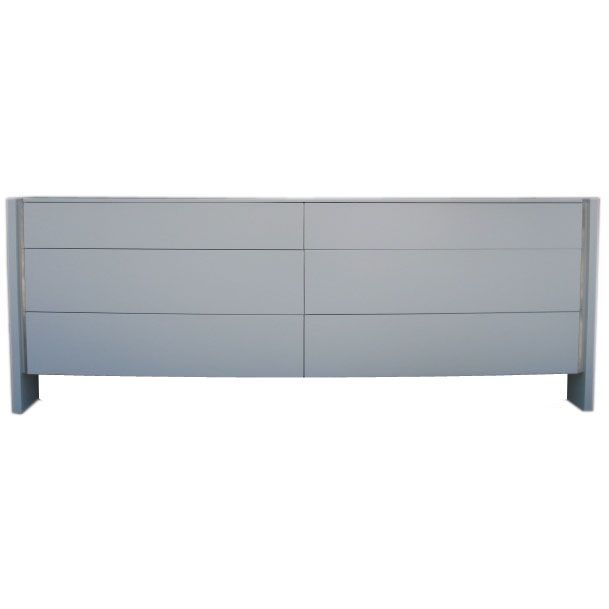 best value bdfe6 6f56f 1stdibs | Low and Long 6 Drawer Dresser by Glenn of ...