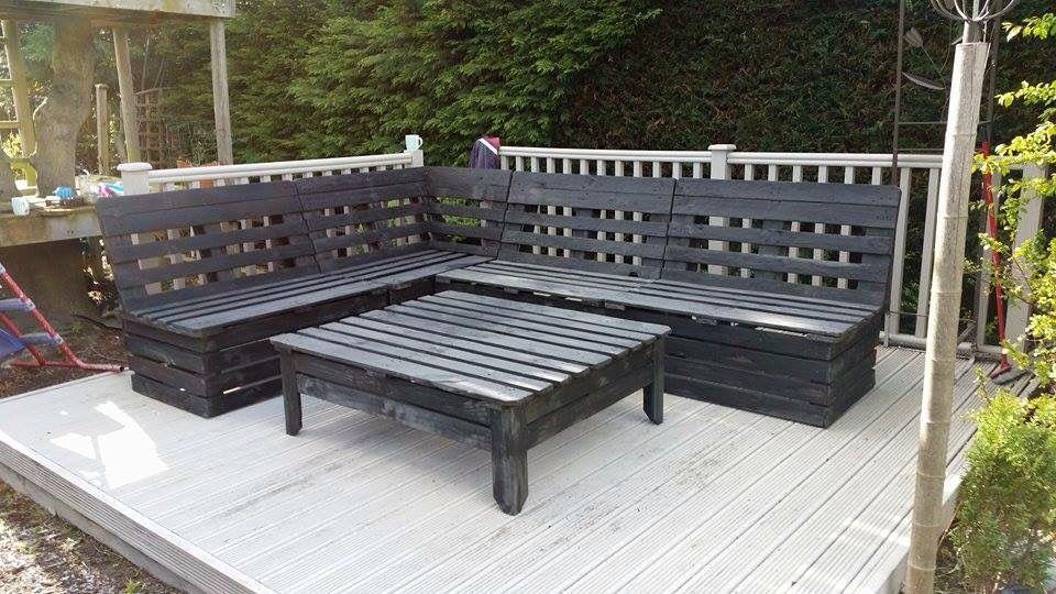 Www.Palletfurnitureuk.Co.Uk   Outdoor furniture sets ...