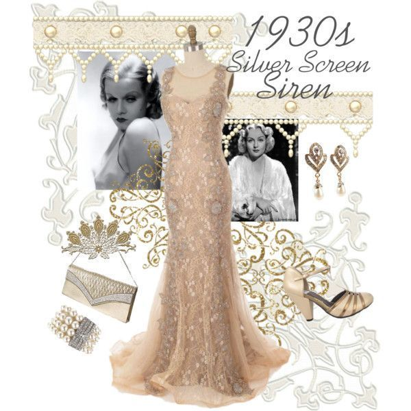 1930s Hollywood Style Non Traditional Wedding Looks