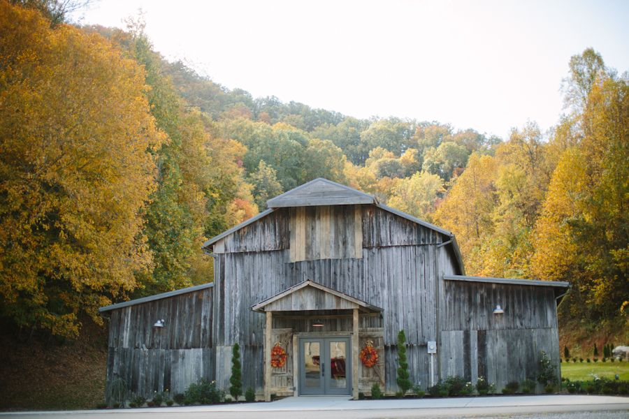 The Barn At Chestnut Springs Amazing East Tn Venue Minutes Away From Gatlinburg